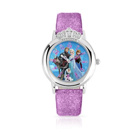 montre enfant disney chrom 233 e bracelet cuir enfant montre quartz maty