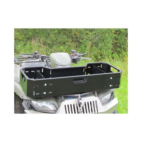 Atv Front Rack Box by Universal Cargo Box Atv Rack Front Rear