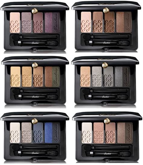 Get A Fashionable Lip Palette For Fall 2 by Guerlain Fall 2016 Collection Trends And