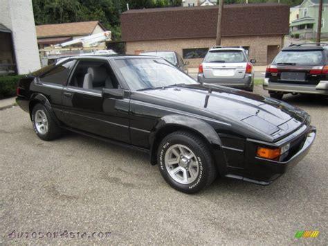 1984 Toyota Supra 1984 Toyota Celica Supra In Black 135813 Autos Of Asia
