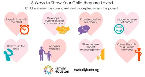 8 Ways To Tell If Your Child Is In Bad Company by 8 Ways To Show Your Child They Are Loved Family Houston