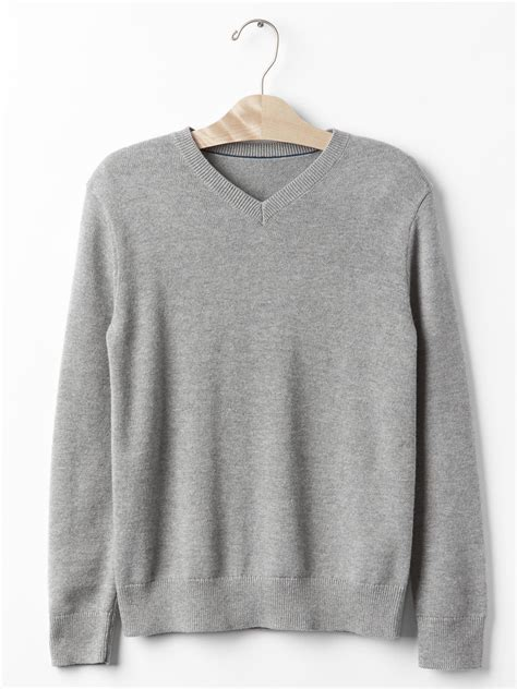 Sweater Gap Gap Linen Cotton Cardigan Sweater In Gray For Grey