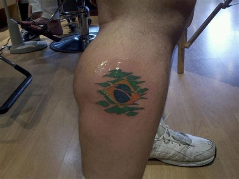 brazilian tattoo flag by steph yelp