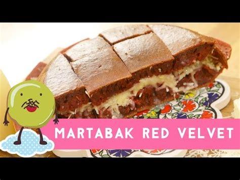 cara membuat martabak manis mini red velvet full download resep cara membuat martabak manis mini