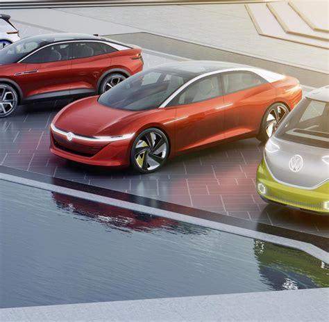 Volkswagen Id Family 2020 by T1 Vw Kommt 2022 Als Elektro Bulli Zur 252 Ck Welt