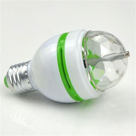 slotted base christmas bulbs eu to e27 l hold base rgb led light 85 265v e27 3w led stage light