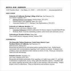 Examples Of Paralegal Resumes Sample Paralegal Resume 11 Download Free Documents In