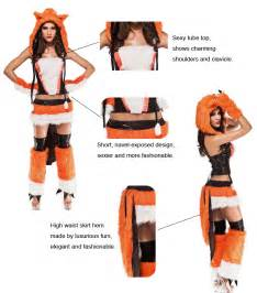 Christmas Party With A Difference - womens cheshire fox halloween costume orange costume