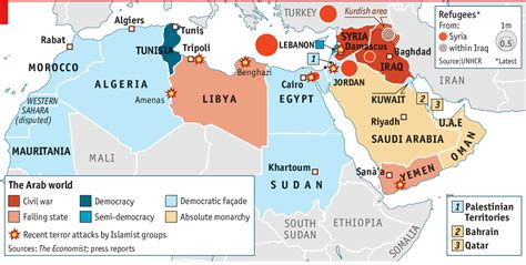 map of the arab world analysis who brought the arabs to this nadir