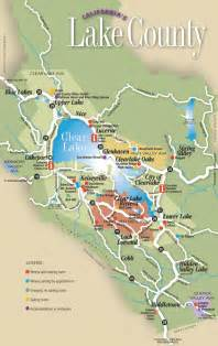lake county wine country map california winery advisor