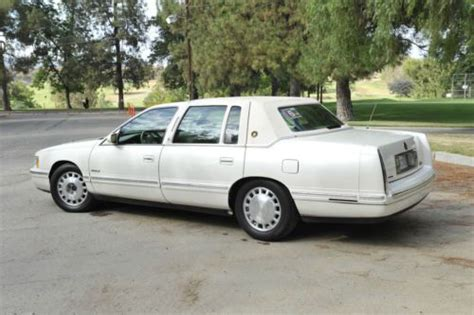find used 1999 cadillac deville concours sedan 4 door 4 6l in pacoima california united states