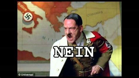 Nein Meme - nein hitler noise rage youtube