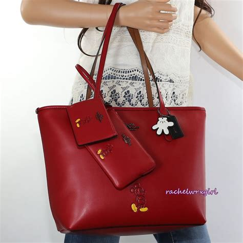 minnie mouse coach outlet 263 best images about bag mouse s 176 o 176 on