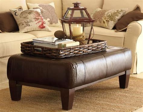 ottoman coffee table tray design images  pictures