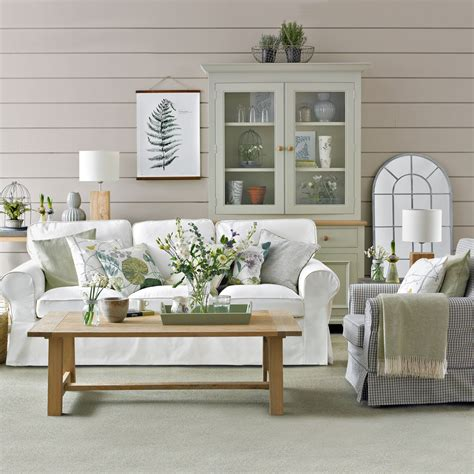 neutral green neutral living room ideas ideal home