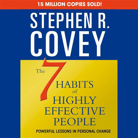 The 7 Habits Of Highly Effective By Stephen Rcovey the 7 habits of highly effective the 8th habit