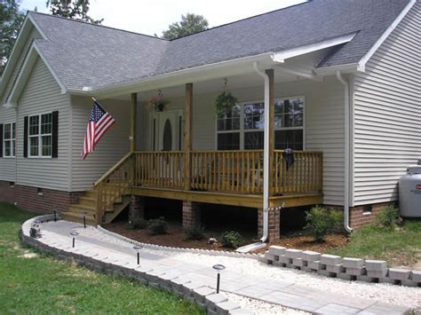 House Plans With Porches On Front And Back by Porches And Decks Porch 6x22 Jpg