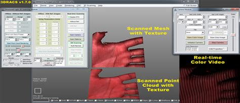 structured light scanning tutorial real3d 187 think of design with dimensions