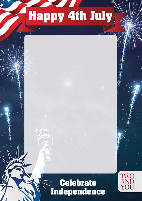 4th of july menu template 4th july menu template fourth july menu template