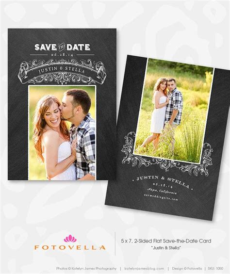 Save The Date Card Templates For Photographers by 143 Best Images About Photoshop Templates For