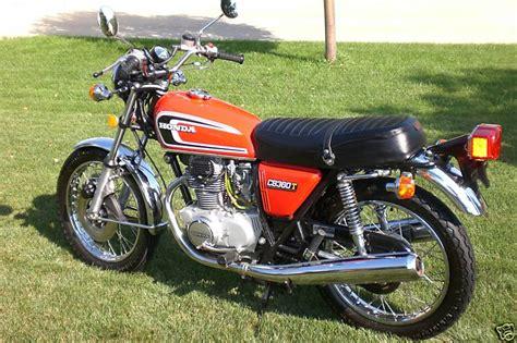 1975 honda cb360t cb360 gallery classic motorbikes