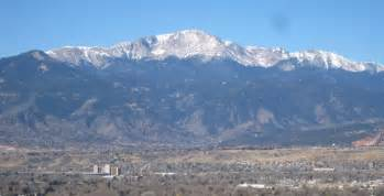 To Colorado Springs Palmer Park In Colorado Springs Trails Scenery And Overlook