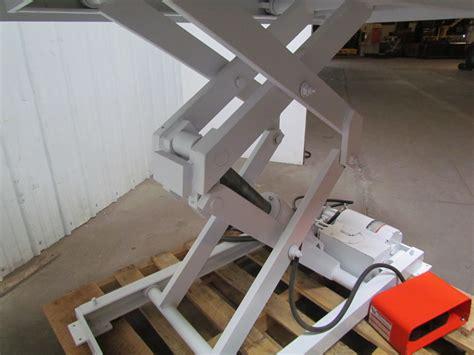 american lifts    ph  scissor lift table atv motorcycle bullseye industrial