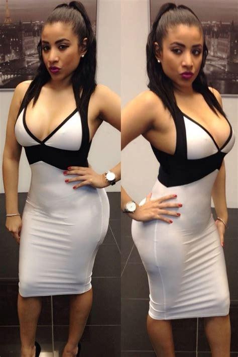modas con blanco y negro moda sexy mini vestido fiesta blanco con negro halter