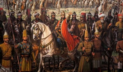 Ottoman Turks 10 Facts About The Ottoman Empire And Its Army