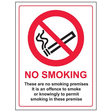 No Smoking Signage Requirements Scotland | scottish no smoking law nobutts