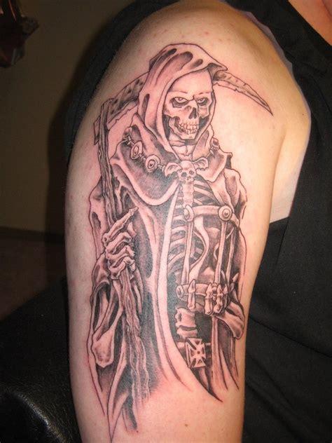 tattoo meaning grim reaper grim reaper tattoos tattoos facebook