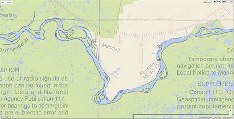 yukon river map yukon river map images