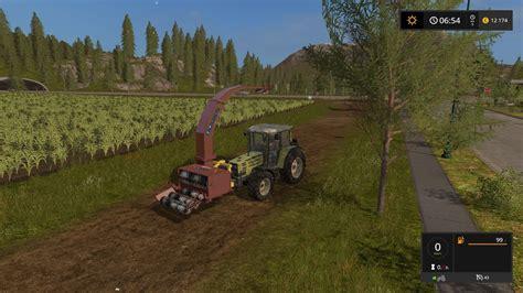 mod of let s farm game bruks v 1 2 farming simulator 2017 mods ls mods 17