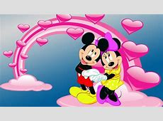 Mickey And Minnie Mouse Photo By Love Desktop Hd Wallpaper ... Minnie Maus