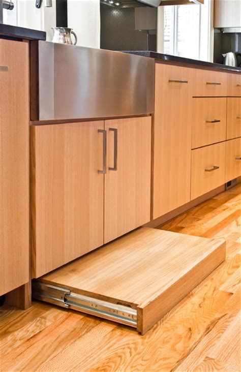 Kitchen: Rift Cut White Oak   Contemporary   Kitchen