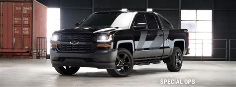 find special edition silverados for sale in albans