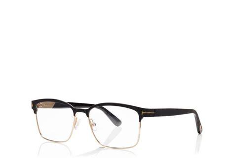 Metal Frame Square Glasses tom ford square metal optical frame tomford