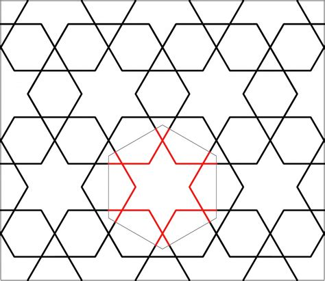 Islamic Pattern Grid | patterns school of islamic geometric design