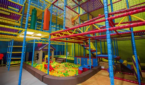 soft play centres leicestershire uk day