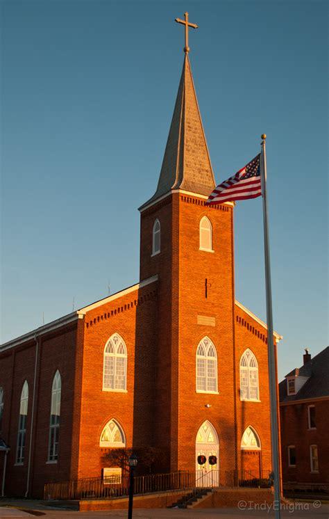 greensburg catholic church