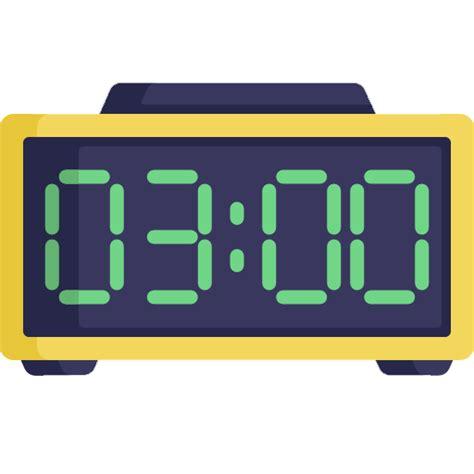digital clock clickhappybuy