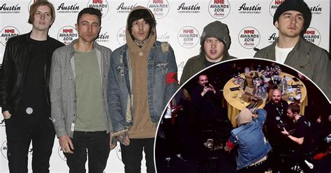 coldplay bmth who are bring me the horizon the band who trashed