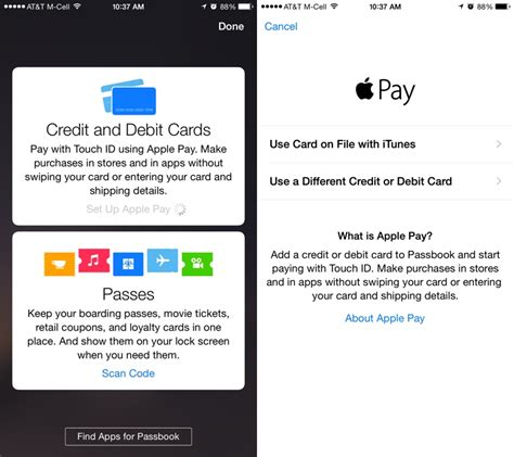 How To Pay For Apps With Gift Card - how to set up apple pay and add credit cards mac rumors