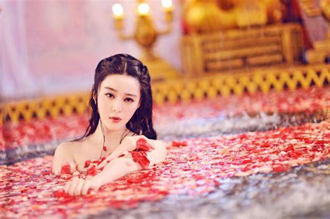 film semi komedi 2016 中国史上唯一の女帝 その大いなる野望と真実 武則天 the empress 2016年7月より日本初放送