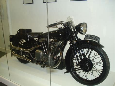 T E Bike by Of Arabia S Brough Superior Ss100 Motorcycle