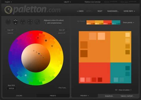 paletton colorpedia