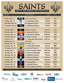 printable saints schedule 2015 search results for new orleans saints 2015 schedule