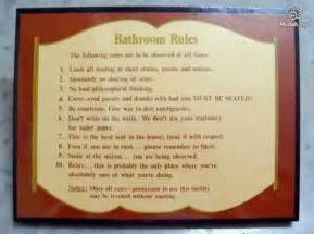 bathroom etiquette signs 8 best images of printable restroom etiquette signs