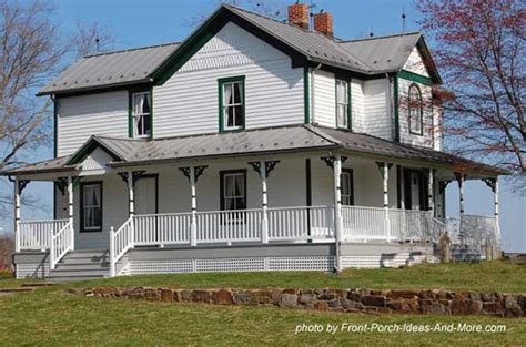 Farmhouse Plans With Front Porch by Country Home Designs Country Porch Plans Country Style