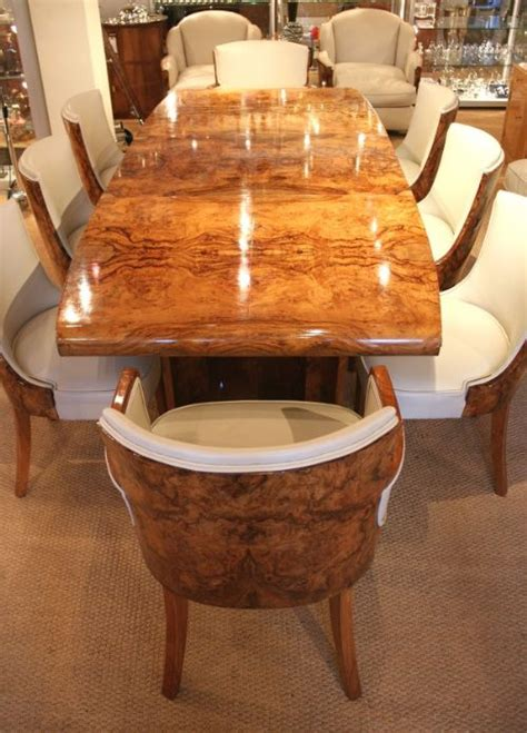 deco dining table and chairs 193837